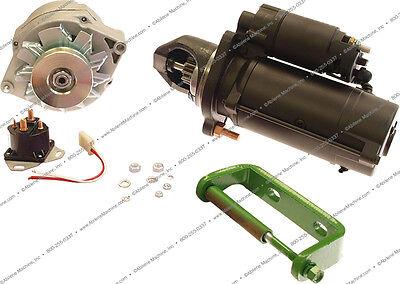 12v3010-n Conversion Kit 24 Volt To 12 Volt For John Deere 3010 3020 Tractors