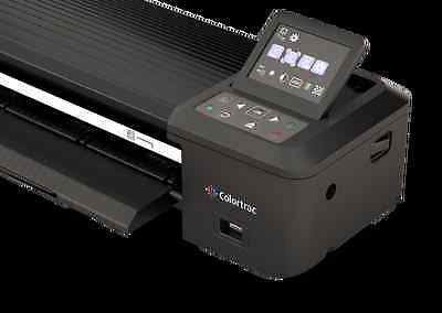 Colortrac Smartlf Scan 36-inch Wide Format Color Scanner Shipped Fedex 2-day Air
