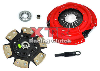 XTR STAGE 3 CLUTCH KIT for DATSUN 280Z 280ZX 2-SEATER N/T 89-90 NISSAN 240SX