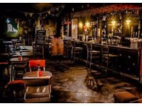 ASSISTANT MANAGER FOR LOVELY PUB IN CATFORD