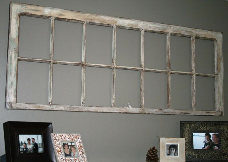 a how to on antique window frames ebay