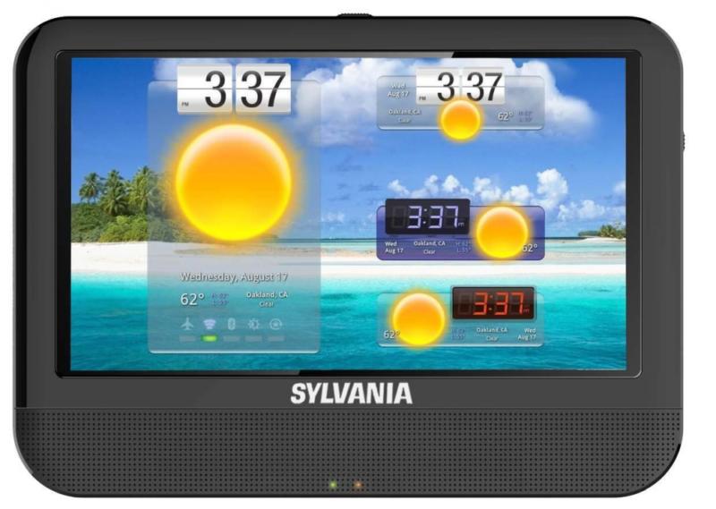 "9"" 1G/8Gb Dual-Core Tablet/PDVD Combo - Black"