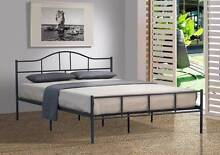 NEW CHEAP K SINGLE DOUBLE QUEEN KING SIZE MODERN METAL BED FRAME Hoppers Crossing Wyndham Area Preview