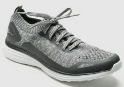 dc81891f4f723 NEW S Sport by Skechers Men's Chad Knit Athletic Grey Light Tennis Shoes Sz  10