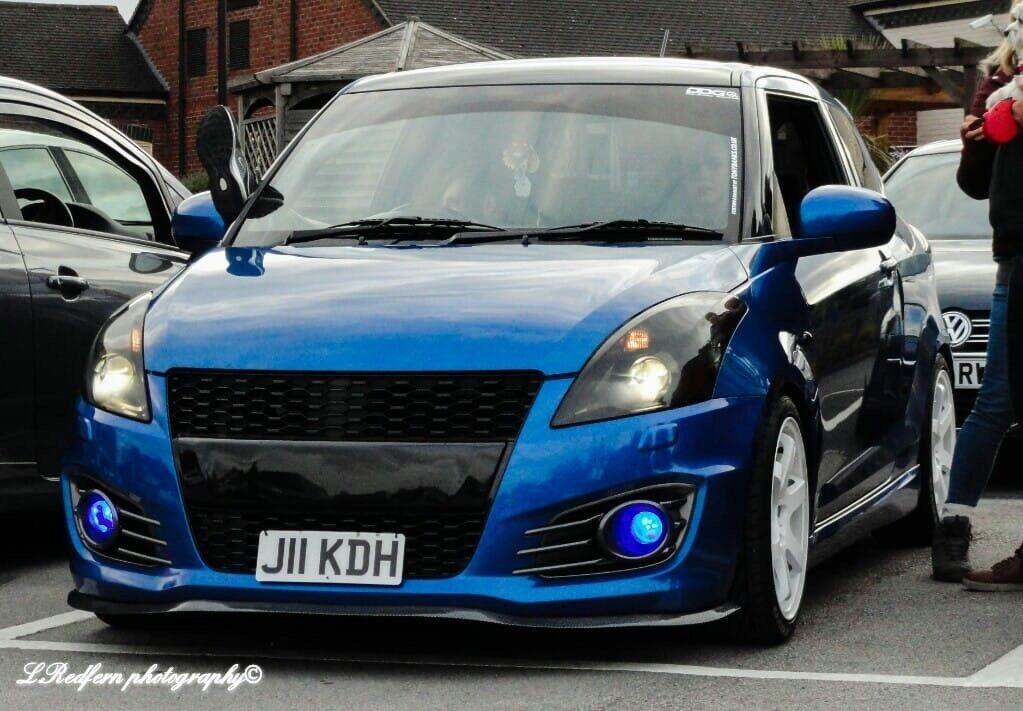 2012 Suzuki Swift Sport Modified In North Anston