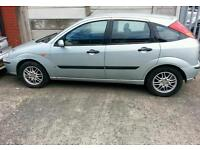 Ford focus 2003 breaking for parts spares