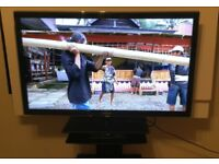 UE40D5520 SAMSUNG 40 inch LCD SMART 1080p TV, EXCELLENT CONDITION, REMOTE, STAND & CABLES
