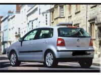 Volkswagen Polo 2002 model £600 ONO