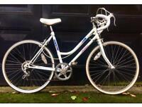 Emmelle french ladies road bike