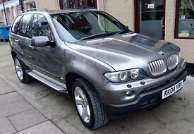 BMW X5 4.4 Sport 5dr 1 OWNER FULL HISTORY