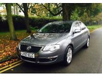2007 Volkswagen Passat 2.0 TDI DSG SE Diesel Grey Automatic Full VW SH !Low Mileage