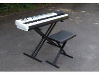 Casio Privia PX-5S Full Size 88 Key Digital Piano Keyboard