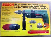 Bosch CSB700 2RE KIT 700watt Reversible Hammer Drill Brand New Old Stock