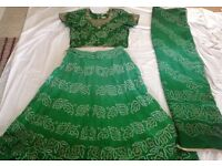 Indian/Pakistani Lengha size 14/ may fit size 16