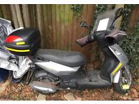 Sym Symply 2 - 125cc Scooter - 14 Plate