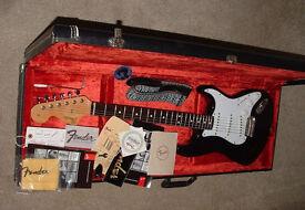 "1997 Fender Jimmi Hendrix ""Voodoo"" stratocaster"
