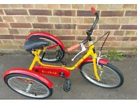 Pashley Pickle Kids Trike...Great Vintage Condition...Retro trike...Great Studio Prop