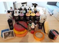 Detailing Kit Unused (auto finesse, gtechniq, chemical guys)