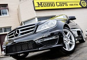 2012 Mercedes-Benz C-Class C250 Coupe! AMG Rims! ONLY $186/bi-we