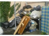 Rubbish, house, garage&garden, clearance. Sheds removed. 1/2 the price of a skip power Washing