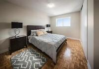 ONE MONTH FREE - Renovated One Bedroom Suite for $1,095