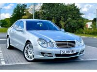 Mercedes-Benz, E CLASS, Saloon, 2008, Semi-Auto, 2987 (cc), 4 doors