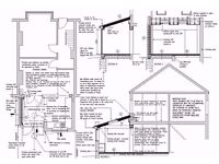 Architectural Design service Coventry, Planning applications, FREE home visit, floor plans