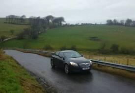 Vauxhall Insignia swap for van