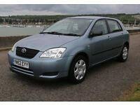 Toyota Corolla T2 VVTI - 2002 (VERY GOOD CONDITION)