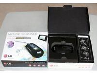 LG LSM-100 Scanner Mouse