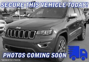 2018 Jeep Grand Cherokee Limited | 4x4 - Uconnect, Leather