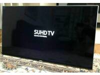 49in Samsung 4K HDR 1000 (10bit Panel) Smart SUHD Quantum Dot LED TV [NO STAND]