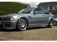 Bmw m3 smg coupe 2003 fsh 97k