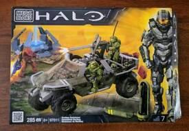Halo Mega Bloks (97011) Warthog Resistance