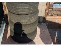 4x1 bmw 16 inch alloys
