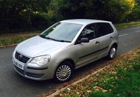 2006 Volkswagen Polo low mileage for sale.
