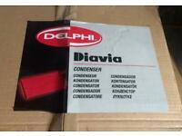 Delphi TSP0225065 Condenser Brand New in Box