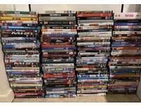 DVD bundle - over 100. Ideal for lockdown. DVDs Joblot Bulk Carboot reseller ebayer bundle