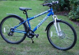 Mountain Bike - Junior 14 Inch Frame - Excellent Condition