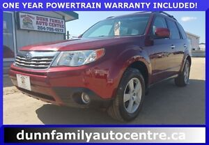 2009 Subaru Forester 2.5 X Touring Package