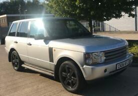 54 plate Range Rover vogue diesel...low mileage