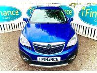 CAN'T GET CREDIT? CALL US! Vauxhall Mokka 1.7 CDTi 16v SE ecoFLEX (s/s) - £200 DEPOSIT, £56 PER WEEK