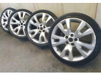 """19"""" vauxhall astra j and k vauxhall zafira alloy wheels"""