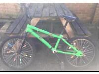 20inch wheels bmx