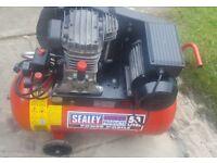 Air compressor - Sealey 50 litres
