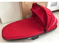 Quinny carrycot foldable