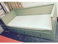 Excellent Quality Ikea HEMNES Bed & Mattress