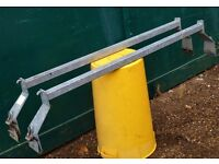 Land Rover Discovery Defender Roof Bars Boat Ladder Rack Heavy Duty Galvanised