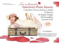 Valentine's Photo Session