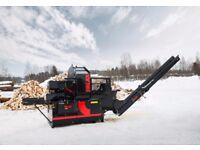 Palax C700 Combi Firewood Processor